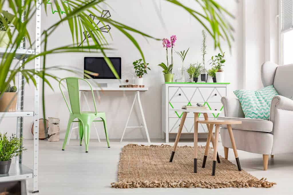 Tener tu oficina en tu propio hogar va a ser tendencia en 2020.