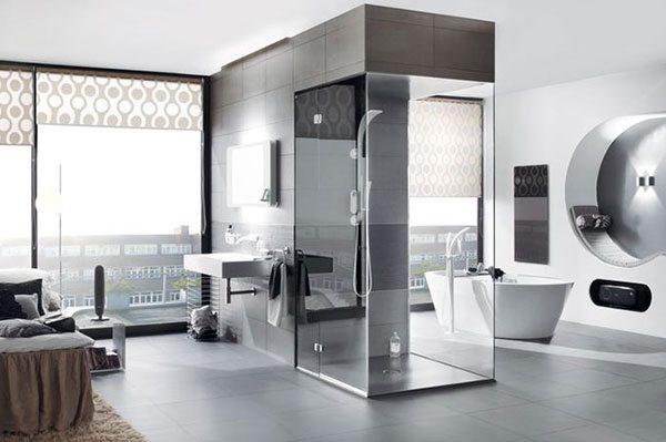 Los cuartos de baño inteligentes son el futuro.