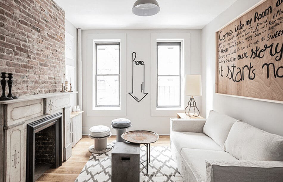 A la hora de decorar tu sala de estar puedes combinar estilos para ajustarlo más a tus gustos o necesidades.