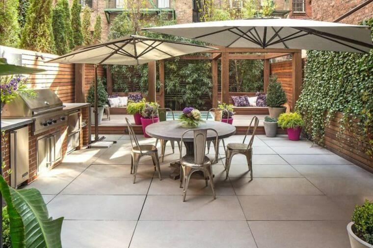 Los jardines con decoración romántica serán tendencia en 2020