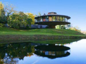 La casa redonda de Connecticut